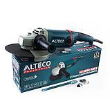 Угловая шлифмашина ALTECO AG 2600-230 S, фото 2