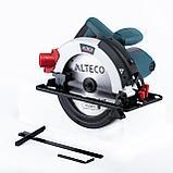 Циркулярная пила ALTECO Promo CS 1200-185 L, фото 3