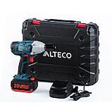 Аккумуляторный ударный гайковерт ALTECO CIW 18-400, фото 2