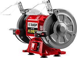 Точильный станок Зубр СТ-125, 125 мм, 150 Вт