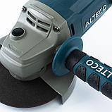 Угловая шлифмашина ALTECO AG 1300-125, фото 6