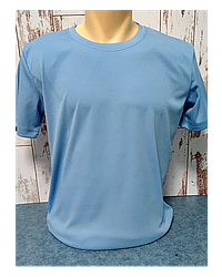 "Футболка ""Прима Лето"" 40(3XS), ""Style woman"" цвет: голубой филин"