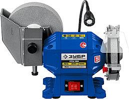Точильный станок Зубр ПТМ-150, d150 / d200 мм,  500 Вт