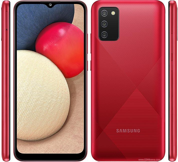 Samsung Galaxy A02S 3/32GB Red