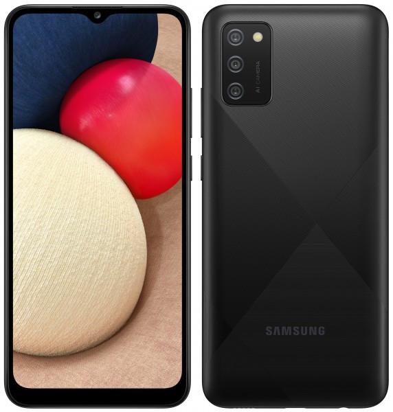 Samsung Galaxy A02S 3/32GB Black
