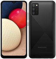 Samsung Galaxy A02S 3/32GB Black, фото 1