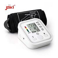 Тонометр осциллометрический цифровой автоматический JZIKI для измерения артериального давления и пульса