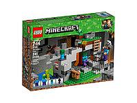 LEGO Minecraft Пещера зомби 21141, фото 1