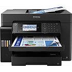 Струйное цветное МФУ Epson L15160 C11CH71404 А3+, до 32 стр/мин, сканер А3, fax, WIFI, Ethernet, Dup