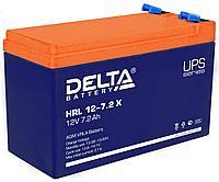 Аккумулятор Delta HRL 12-7,2X