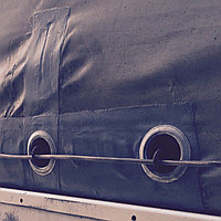 Установка, замена овальных люверсов 42*22мм (без очереди)