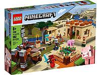 LEGO 21160 Minecraft Патруль разбойников, фото 1