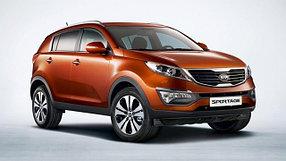 Kia Sportage 2010-2015