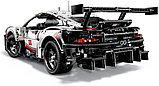Конструктор cool&fan 13387 bela Technica «Porsche 911 RSR» 11171 (Аналог лего LEGO Technic 42096) 1580 деталей, фото 3