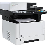 Лазерный копир-принтер-сканер Kyocera M2040dn (А4, 40 ppm, 1200dpi, 512Mb, USB, Network, автоподатчи