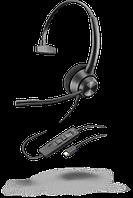 Plantronics Poly EncorePro EP310 USB-C профессиональная телефонная гарнитура (моно, USB тип C)