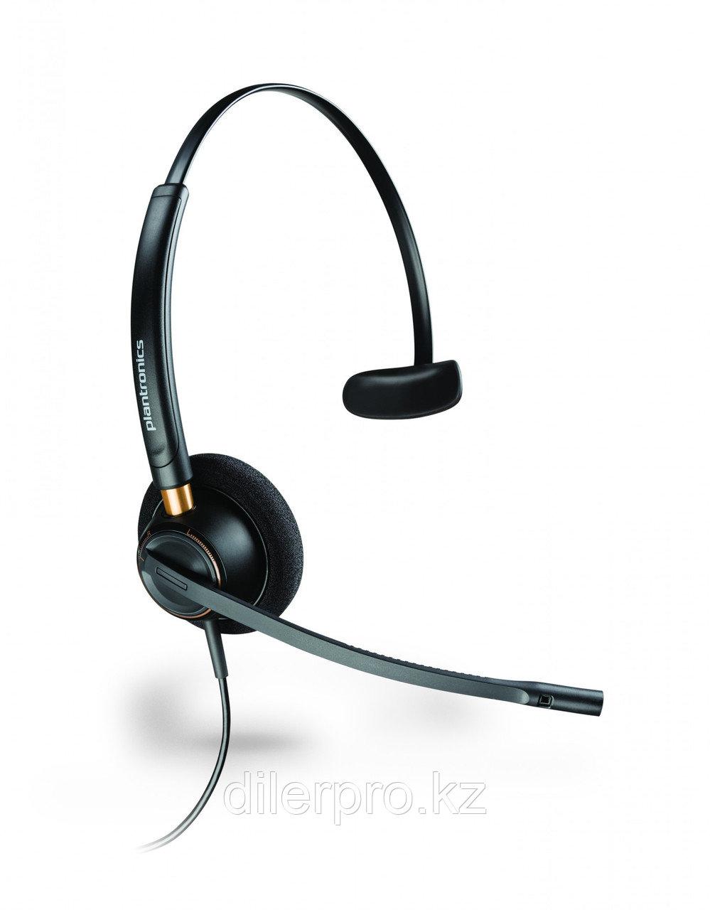 Plantronics EncorePro HW510 NC Wideband - телефонная гарнитура для оператора call-центра