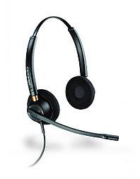 Plantronics EncorePro HW520 BNC Wideband - гарнитура для оператора контакт-центра