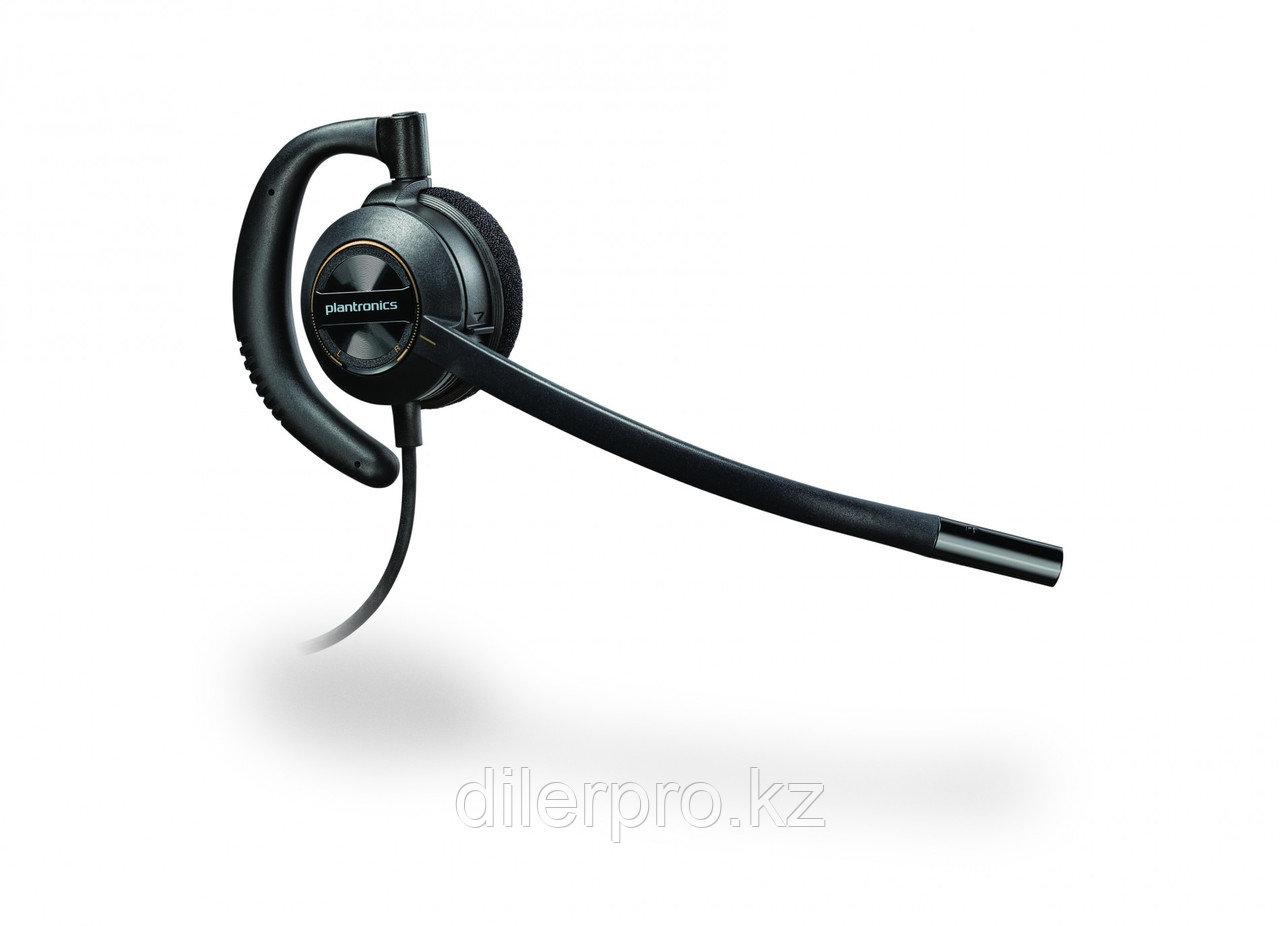 Plantronics EncorePro HW530 NC Wideband - гарнитура телефонная для оператора