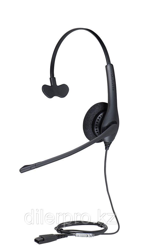 Jabra BIZ 1500 Mono QD - проводная гарнитура для стационарного телефона с шумоподавлением