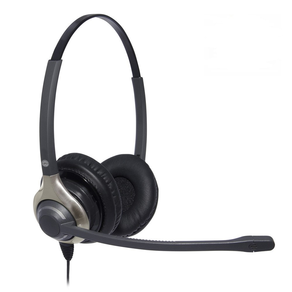 JPL-612-PB - профессиональная проводная гарнитура с шумоподавлением и акустической защитой