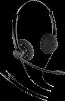 Plantronics Practica SP12-PC - гарнитура телефонная с 2 разъемами jack 3.5mm
