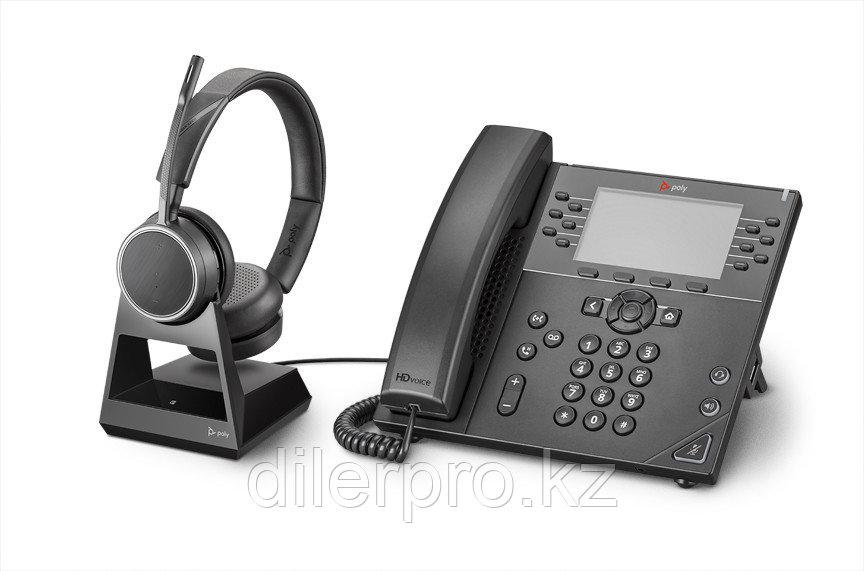 Plantronics Voyager 4220 Office-1 — беспроводная гарнитура для любых телефонов (Bluetooth)