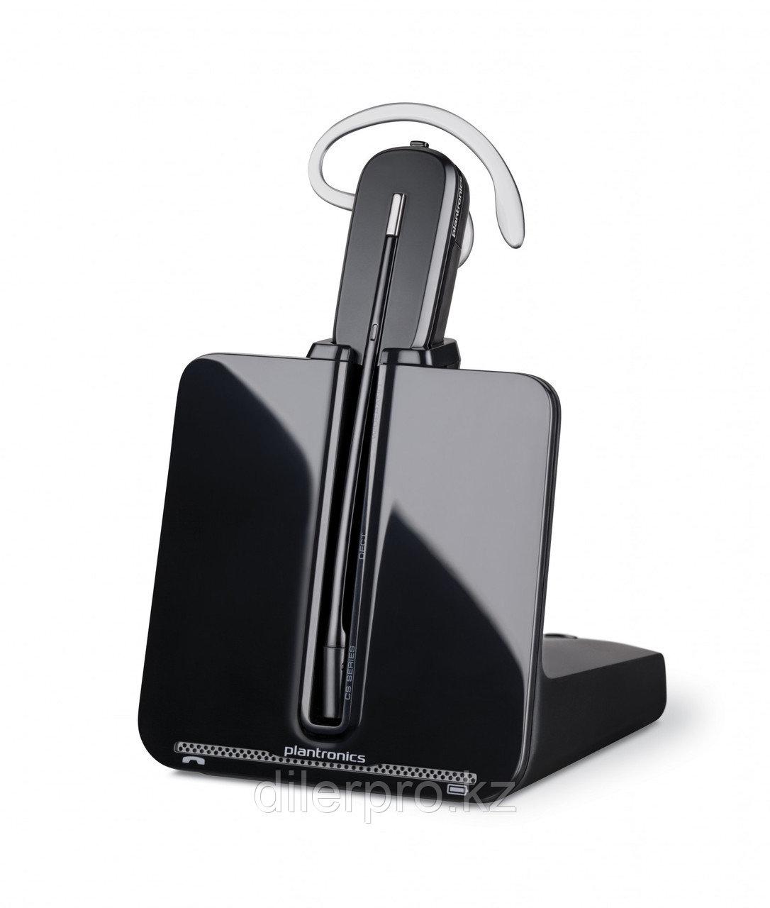 Plantronics CS540 (Convertible) — беспроводное (DECT) решение для стационарного телефона
