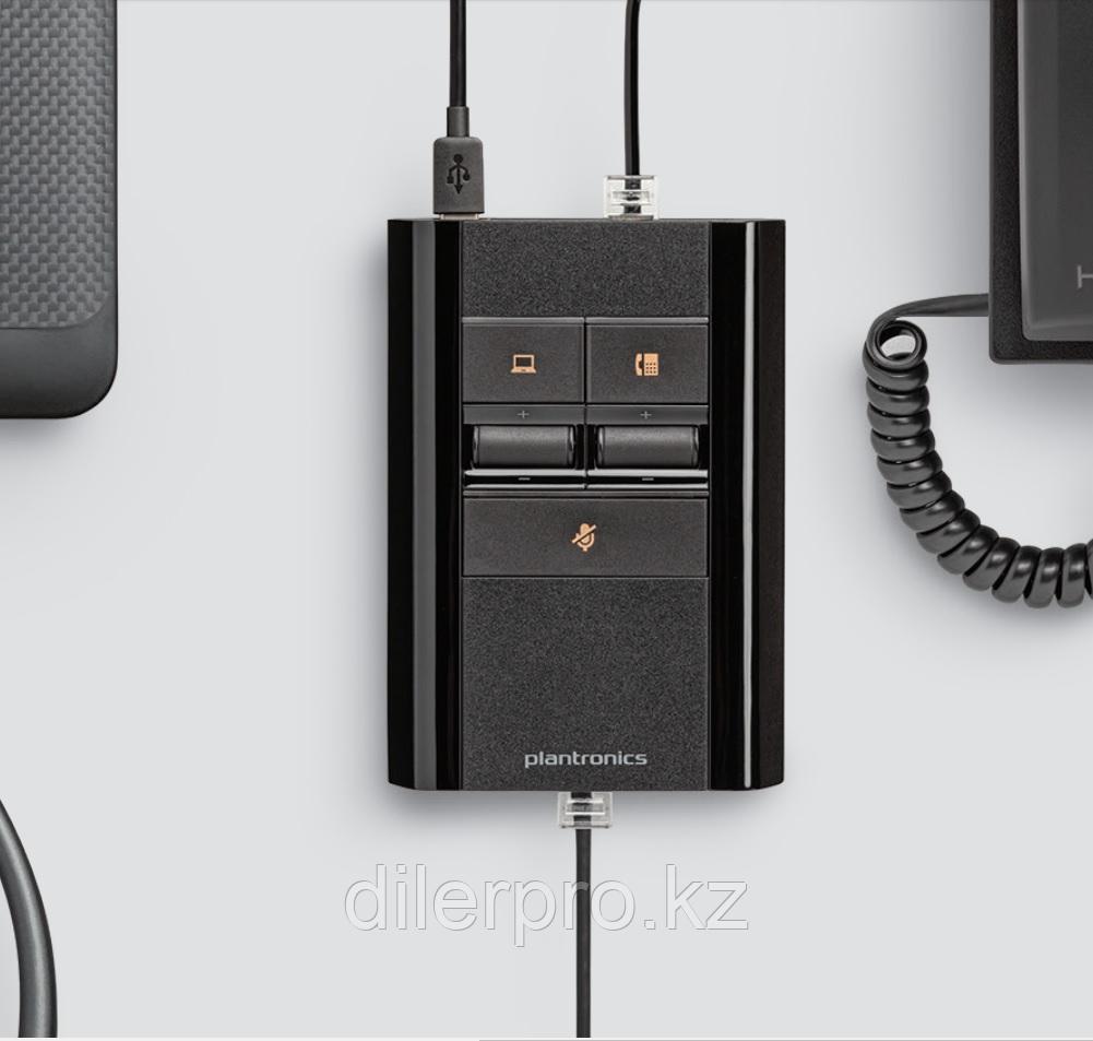 Plantronics MDA524 USB-A — звуковой процессор для подключения гарнитур к ПК и телефону