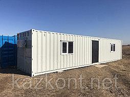 Морской контейнер жилой в Алматы!