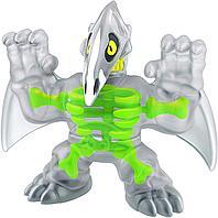 Гуджитсу Динозавр Птеродактиль тянущаяся фигурка Goo Jit Zu серия X-Ray, фото 1