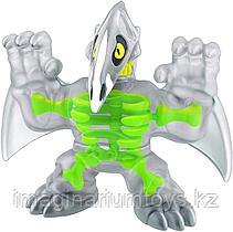 Гуджитсу Динозавр Птеродактиль тянущаяся фигурка Goo Jit Zu серия X-Ray