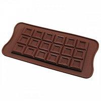 """Силиконовая форма для шоколада """"Плитка кубики"""""""