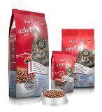 Bewi-Cat Adult fish 1 кг Рыба Корм для взрослых стерилизованных/ кастрированных  кошек