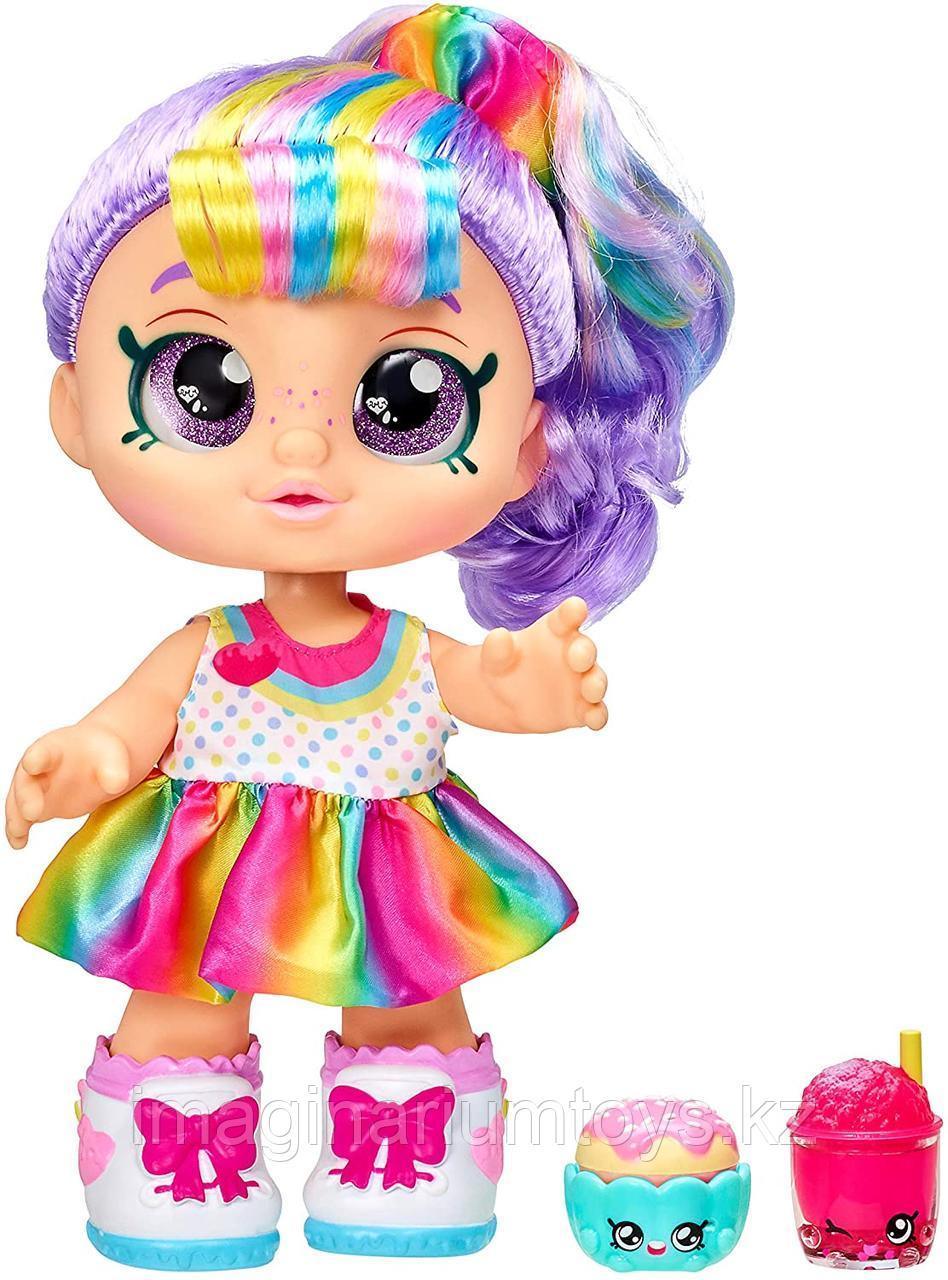 Кукла Интерактивная Kindi Kids Кейт Реинбоу Кейт Радужная