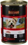 Belcando (Белькандо) Best Quality Meat Консервы для собак Отборное мясо, 400г., фото 1
