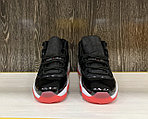 "Кроссовки Nike Air Jordan 11 Retro ""Bred"", фото 5"