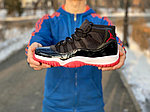 "Кроссовки Nike Air Jordan 11 Retro ""Bred"", фото 7"