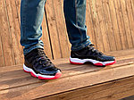 "Кроссовки Nike Air Jordan 11 Retro ""Bred"", фото 2"