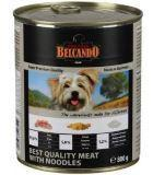 Belcando 800г  телятина и макаронами Best Quality meat with noodle Консервы для собак