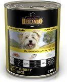 Belcando 800г Индейка с рисом Meat Tasty turkey with rice Консервы для собак