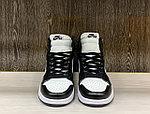 Кроссовки  Air Jordan 1 Retro Black&White, фото 3