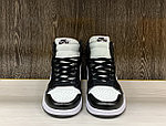 Кроссовки Nike Air Jordan 1 Retro Black&White, фото 3