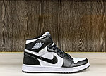 Кроссовки Nike Air Jordan 1 Retro Black&White, фото 2