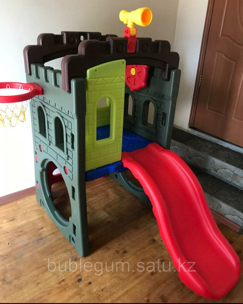 Детская горка Замок