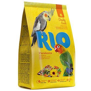 Рио корм для средних попугаев