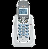 Бесшнуровой телефонный аппарат teXet TX-D6905А цвет белый -
