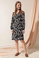 Женское осеннее платье Nova Line 50070 42р.