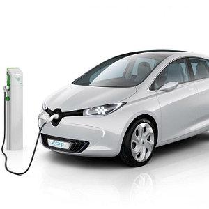 легковые электромобили