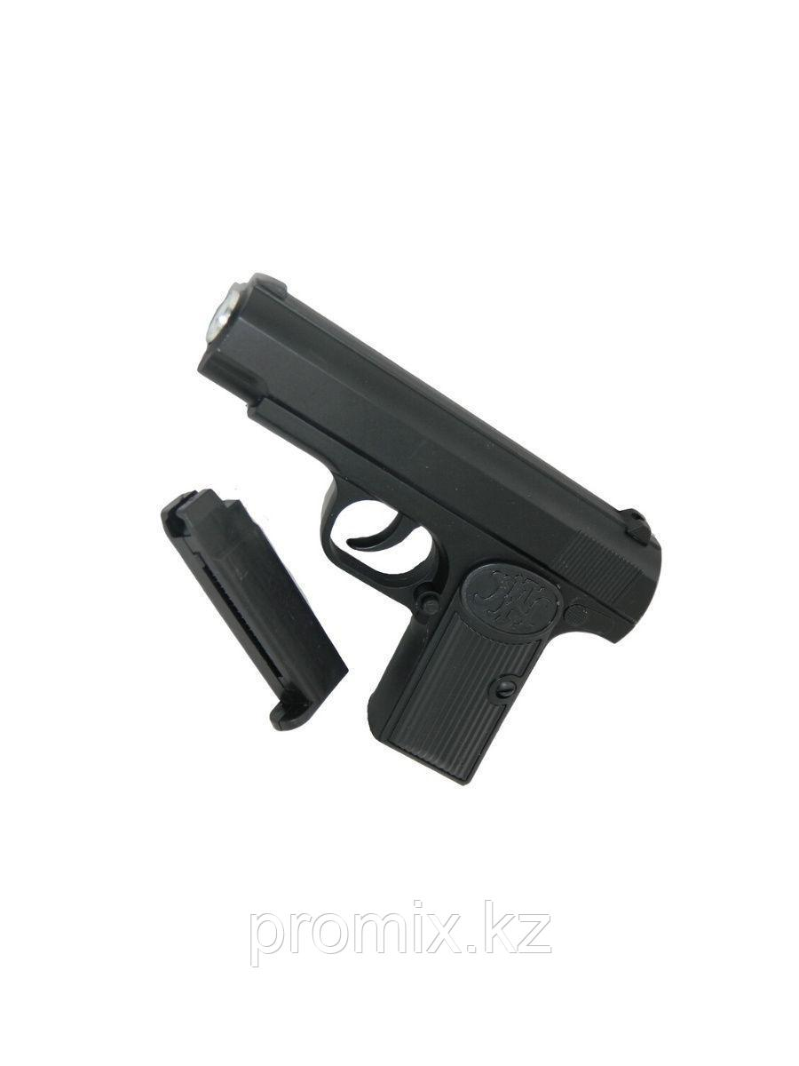 Игрушечный железный/металлический пистолет (Brauning K-112). Airsoft Gun K-112